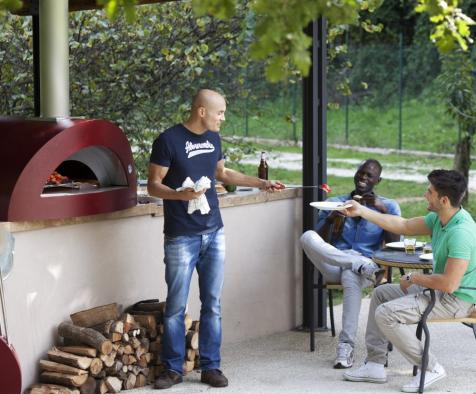 Four a pizza exterieur ALLEGRO TOP - Alfa Pizza